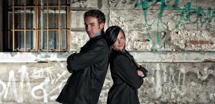 Sesja Walentynkowa - Dawid + Klaudia