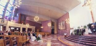 Ślub + Przyjęcie Weselne znajomych - Marty i Wojtka :)